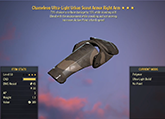 Chameleon [AP REFRESH] Scout Right Arm #14